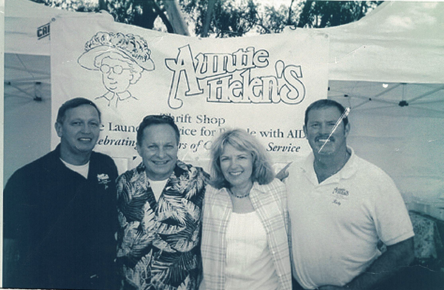 photo of auntie helens founders